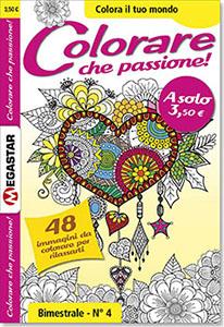 Colorare Che passione